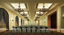 霍山雅典花园酒店设计(五星级)-会议室